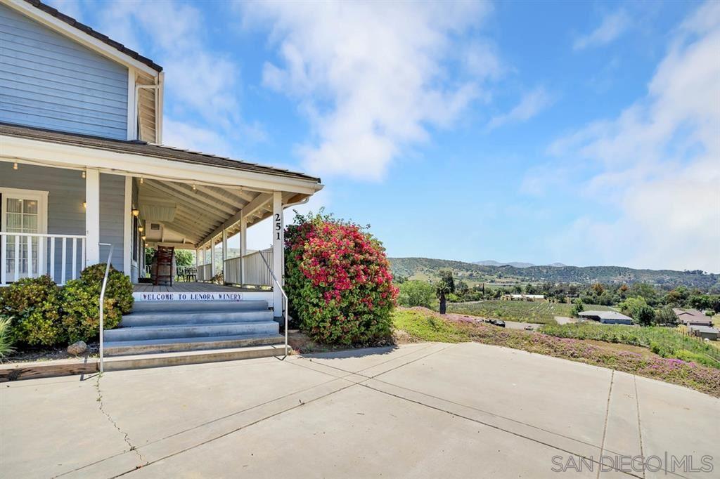 Photo of 251 Steffy Rd, Ramona, CA 92065 (MLS # 200020350)