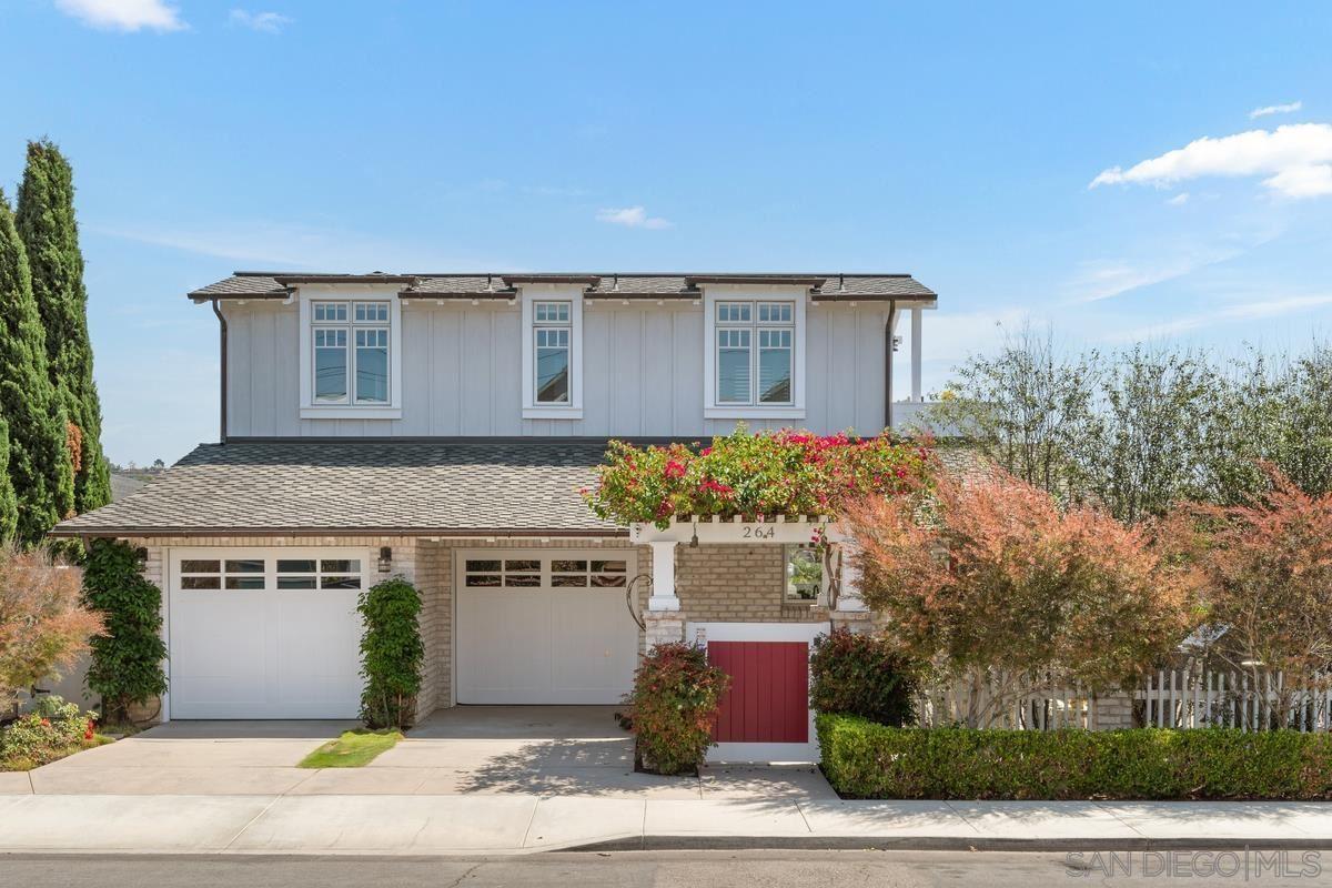 Photo of 264 Pacific Avenue, Solana Beach, CA 92075 (MLS # 210002350)