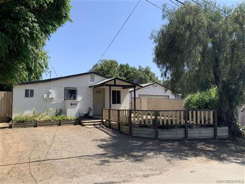 Photo of 842 A St, Ramona, CA 92065 (MLS # 210012352)