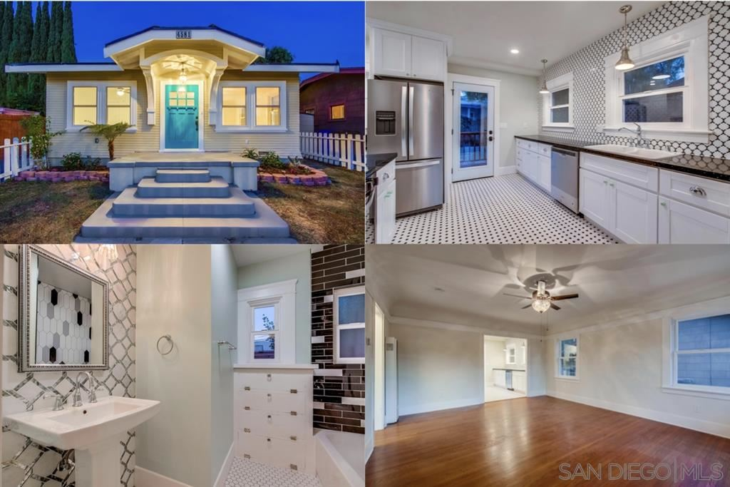 Photo for 4581 Mississippi St, San Diego, CA 92116 (MLS # 190059355)