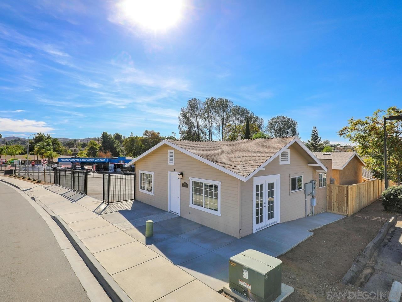 Photo of 9768 Maine Ave, Lakeside, CA 92040 (MLS # 210028356)