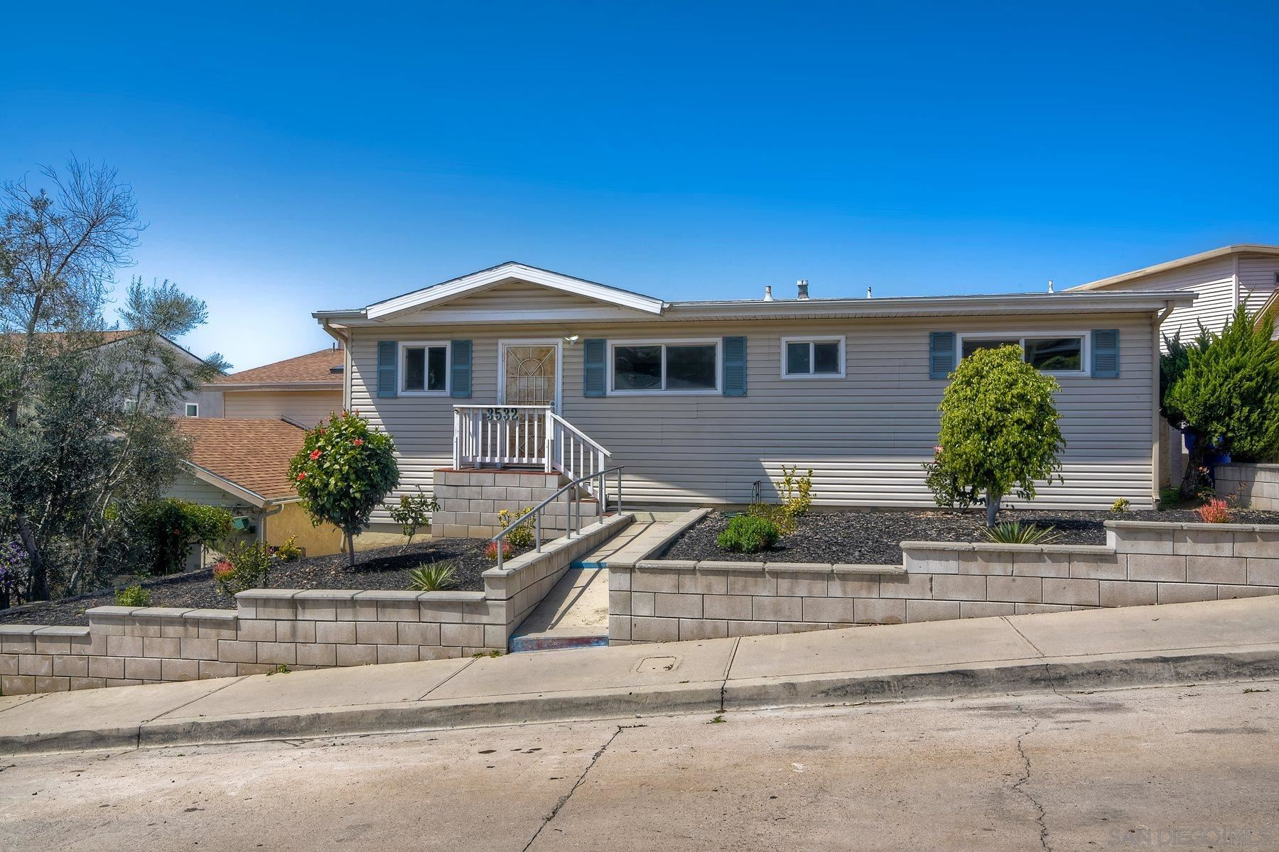 Photo of 3532 Moultrie Ave, San Diego, CA 92117 (MLS # 210008357)