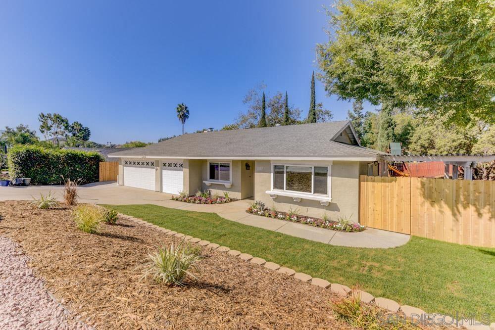 Photo of 1505 Fair Valley Rd, El Cajon, CA 92019 (MLS # 210026357)