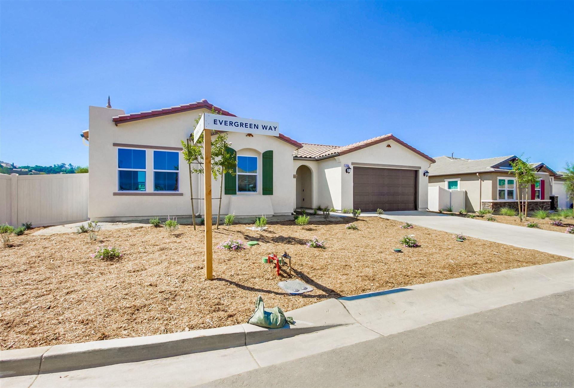 Photo of 27654 Evergreen Way, Valley Center, CA 92082 (MLS # 210026359)