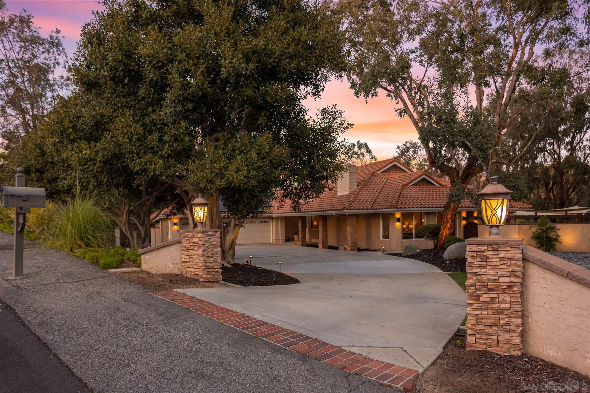 Photo of 15311 Crestview Court, Poway, CA 92064 (MLS # 210008360)
