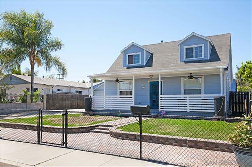 Photo of 316 Richardson Ave, El Cajon, CA 92020 (MLS # 210010362)