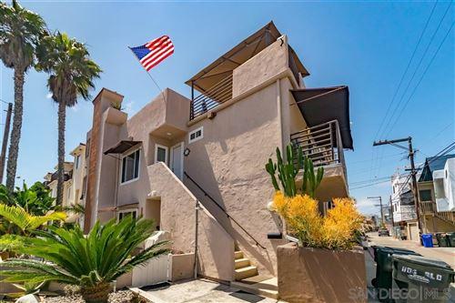 Photo of 812 San Luis Obispo Place #D, San Diego, CA 92109 (MLS # 200042363)