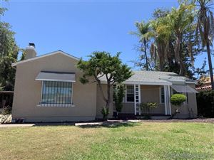 Photo of 4952 College Ave., San Diego, CA 92115 (MLS # 190036365)