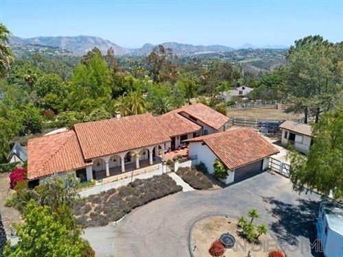 Photo of 6821 La Valle Plateada, Rancho Santa Fe, CA 92067 (MLS # 210012365)