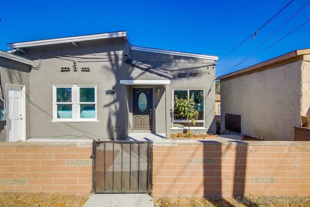 Photo of 1023 D Ave, National City, CA 91950 (MLS # 200045365)