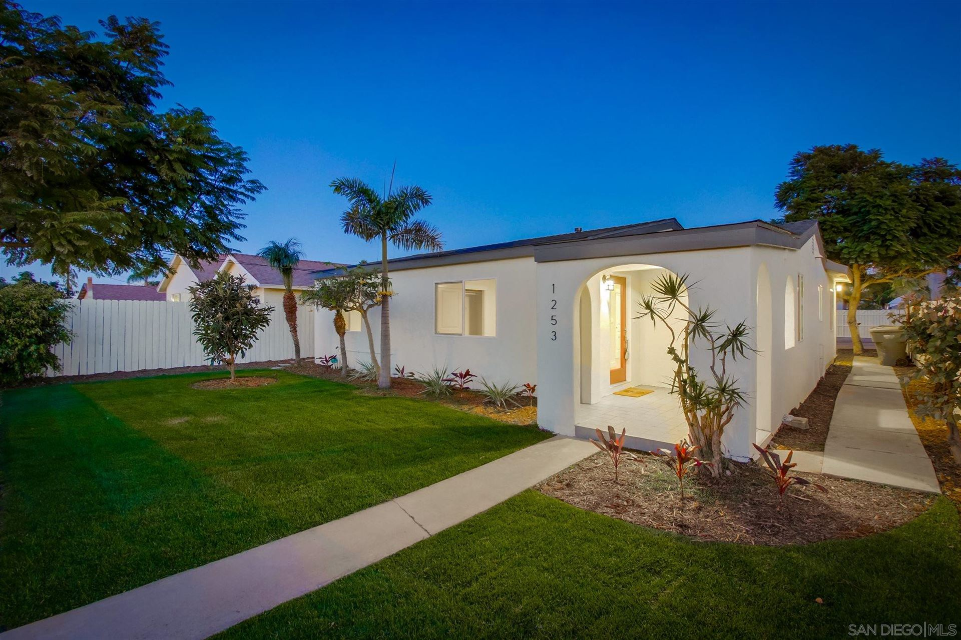 Photo of 1253 Florence Street, Imperial Beach, CA 91932 (MLS # 200053367)