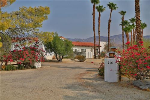 Photo of 216 Ocotillo Circle, Borrego Springs, CA 92004 (MLS # 200044369)