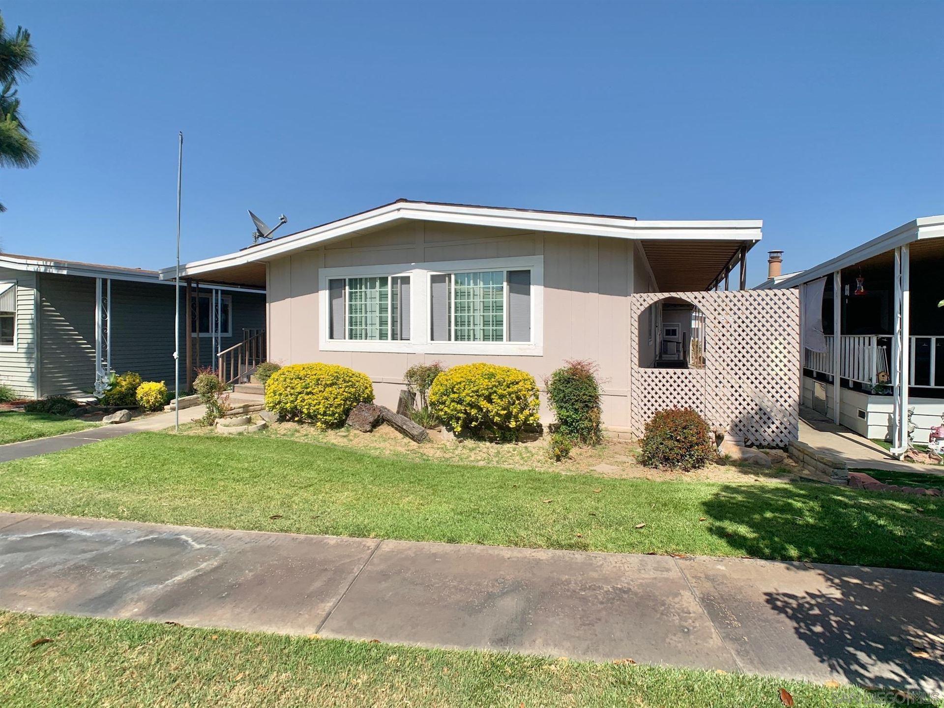 Photo of 9255 N Magnolia #88, Santee, CA 92071 (MLS # 210025369)