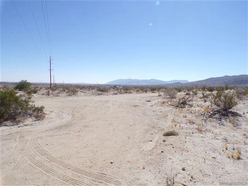 Photo of 0 Old Kane Springs Road, Borrego Springs, CA 92004 (MLS # 200043371)