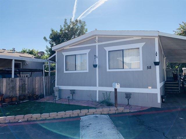 Photo of 9902 Jamacha Blvd. #58, Spring Valley, CA 91977 (MLS # PTP2106371)