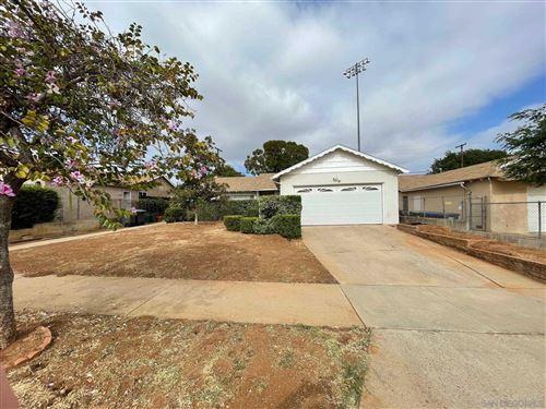 Photo of 1213 Tangerine St., El Cajon, CA 92021 (MLS # 210016373)