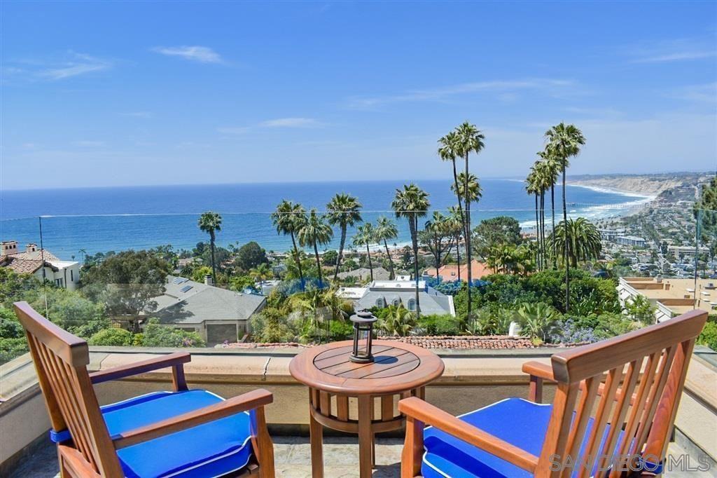 Photo of 7505 Hillside Dr, La Jolla, CA 92037 (MLS # 210007373)