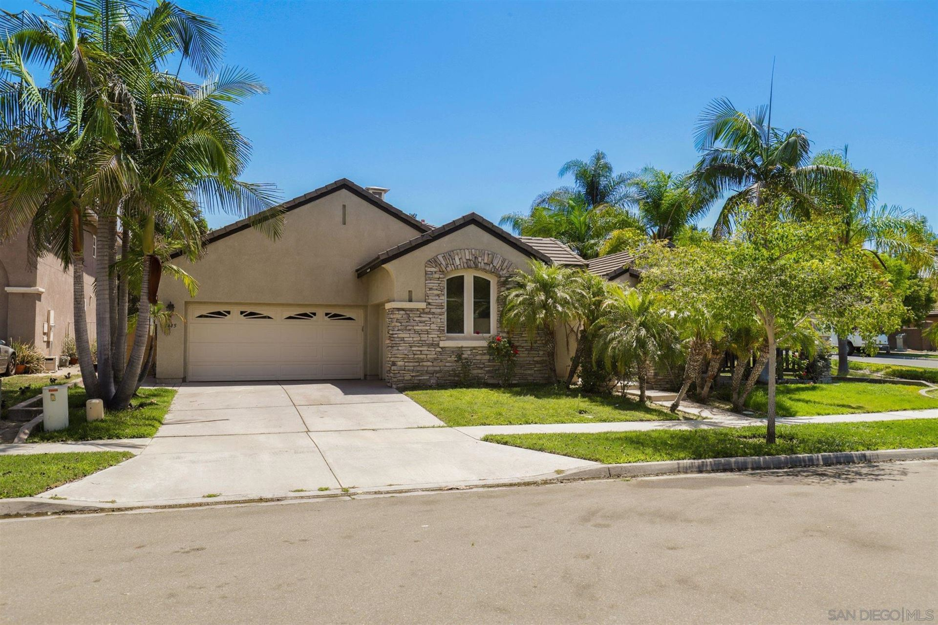 Photo of 1445 Windchime, Chula Vista, CA 91913 (MLS # 210021373)