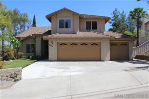 Photo of 8539 South Slope Drive, Santee, CA 92071 (MLS # 190020374)