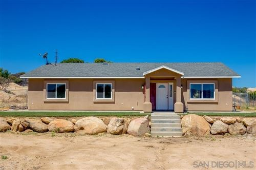 Photo of 3723 CARVEACRE RD, ALPINE, CA 91901 (MLS # 200003374)