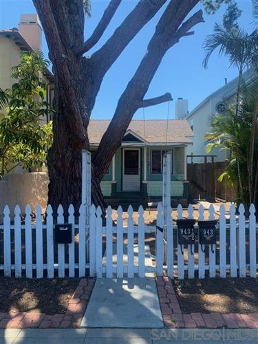 Photo of 941-943 F Ave, Coronado, CA 92118 (MLS # 200031375)