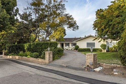 Photo of 6120 El Romero, Rancho Santa Fe, CA 92067 (MLS # NDP2100375)