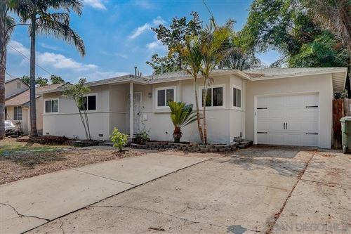 Photo of 3266 Fairway Dr, La Mesa, CA 91941 (MLS # 210027376)