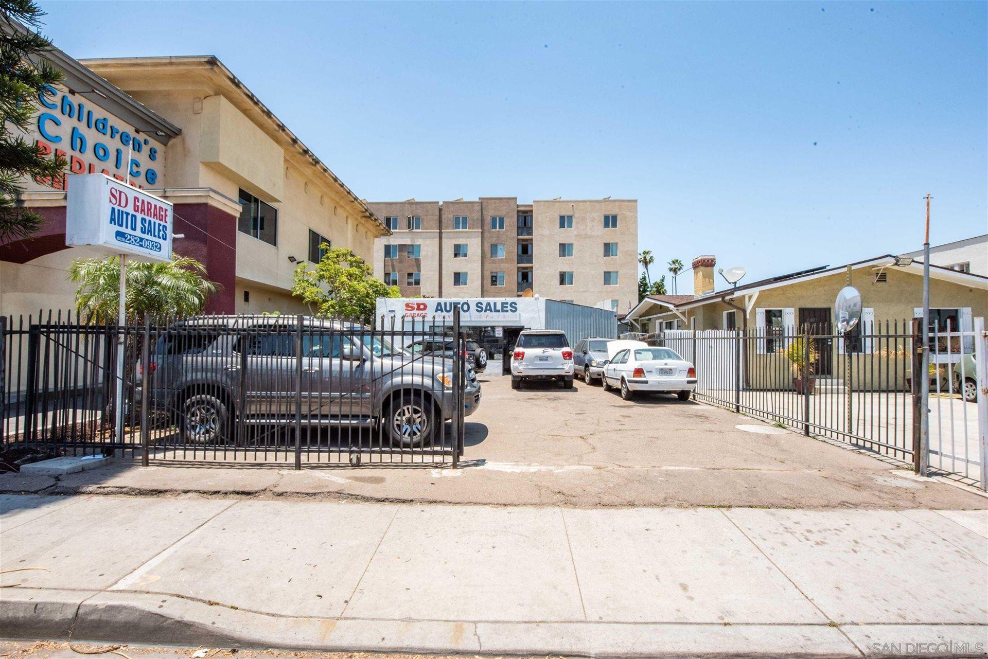 Photo of 4090 Fairmount Ave, San Diego, CA 92105 (MLS # 210016376)