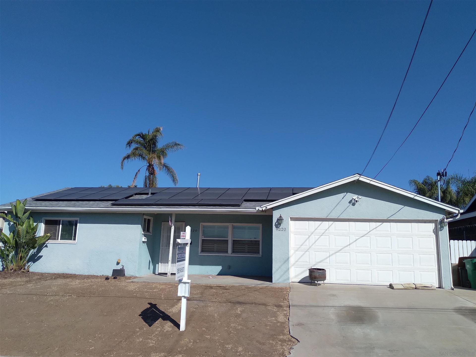 Photo of 9220 Bellagio Rd, Santee, CA 92071 (MLS # 210025376)