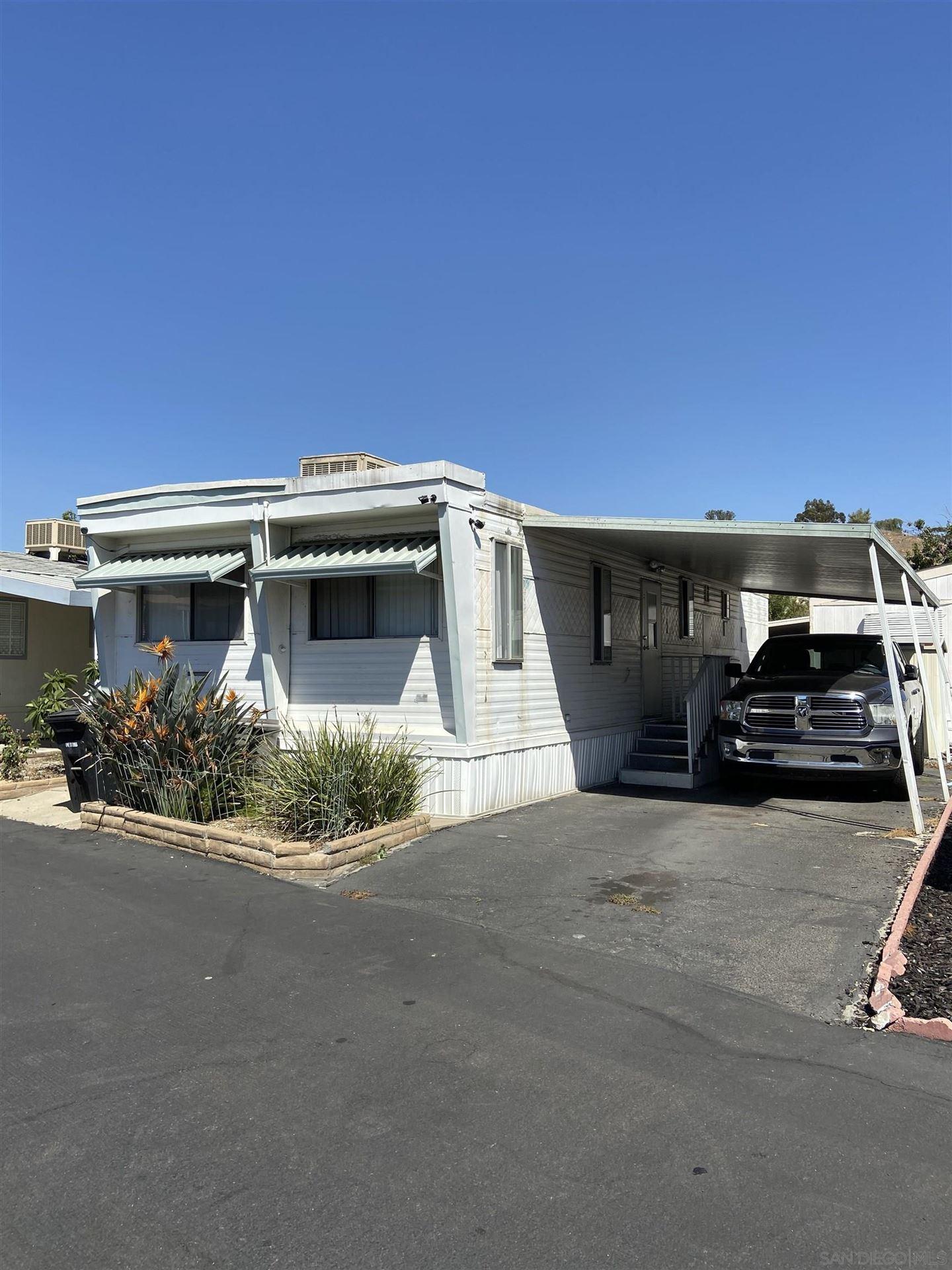 Photo of 351 E Bradley Ave #81, El Cajon, CA 92021 (MLS # 210029376)
