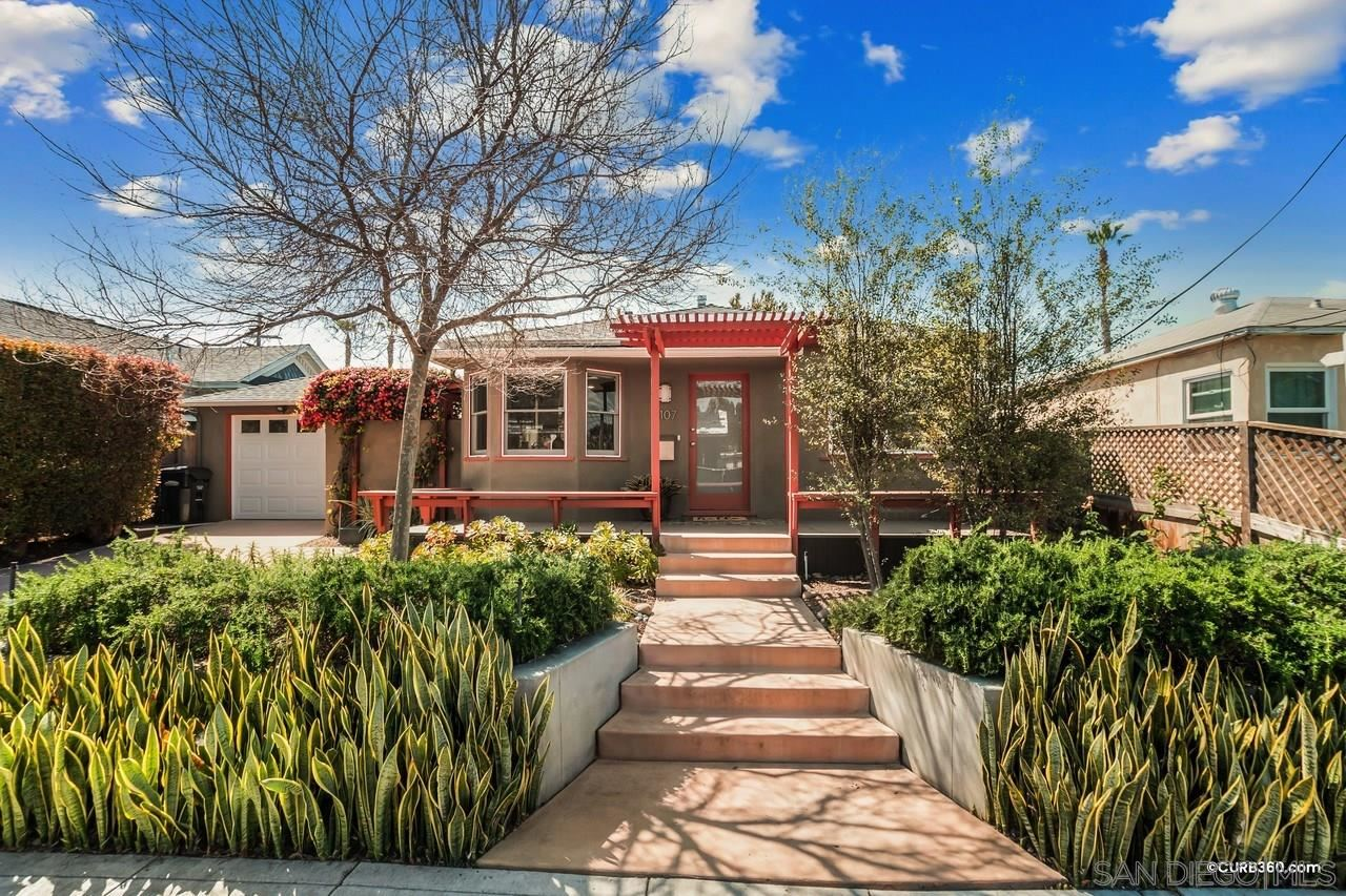 Photo for 3107 Collier AVe, San Diego, CA 92116 (MLS # 210008379)