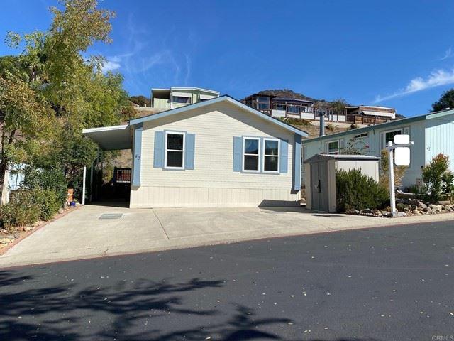 Photo of 14215 Pecan Park Lane #40, El Cajon, CA 92021 (MLS # PTP2107380)