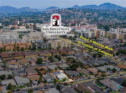 Photo of 5628-30 Dorothy Dr, San Diego, CA 92115 (MLS # 210025381)