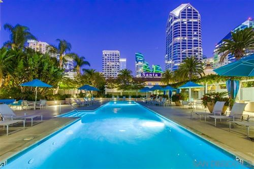 Tiny photo for 1199 Pacific Highway #705, San Diego, CA 92101 (MLS # 200050383)