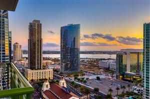 Photo of 1240 India Street #2301, San Diego, CA 92101 (MLS # 190055384)