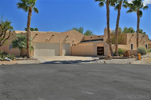 Photo of 1877 Chuparosa Lane, Borrego Springs, CA 92004 (MLS # 200042386)