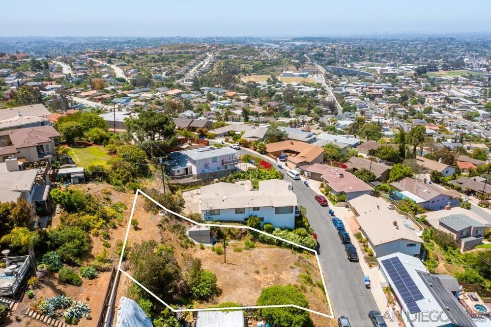 Photo of Vacant Land on Sheldon Dr, La Mesa, CA 91941 (MLS # 210012387)