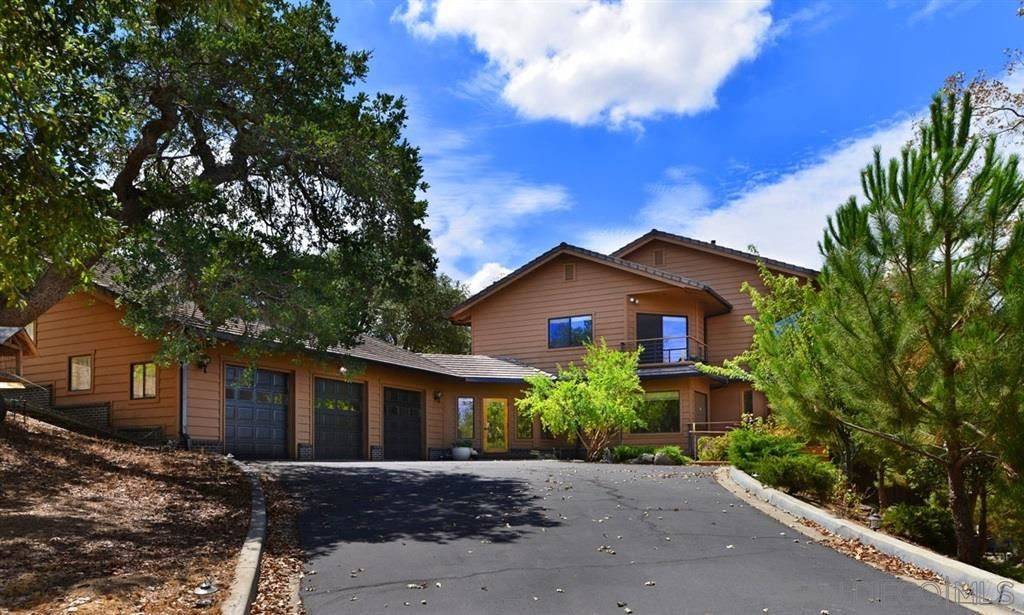 Photo of 3606 Calico Ranch Road, Julian, CA 92036 (MLS # 210005388)