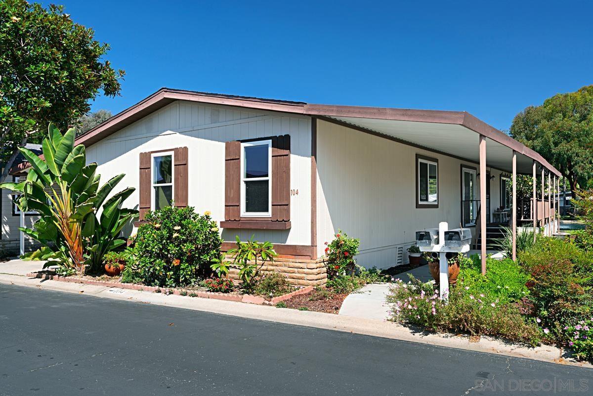 Photo of 276 N El Camino Real #104, Oceanside, CA 92058 (MLS # 210026388)