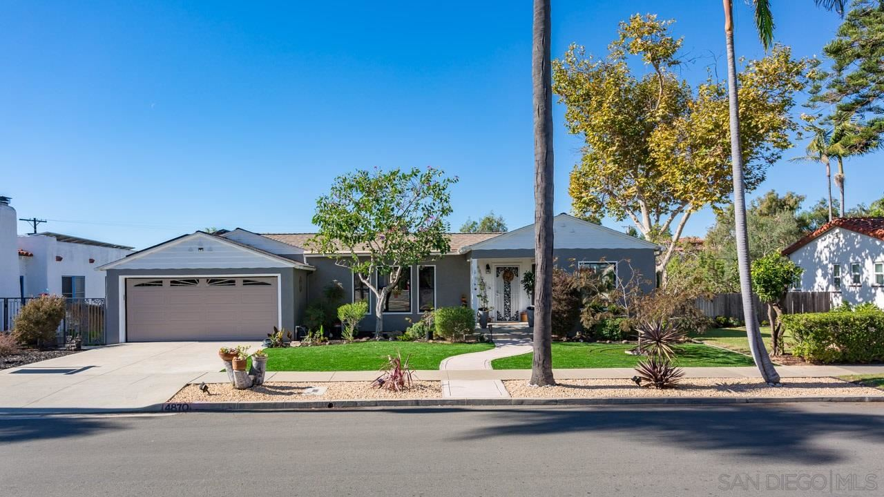 Photo for 4870 Sussex Dr, San Diego, CA 92116 (MLS # 200051389)