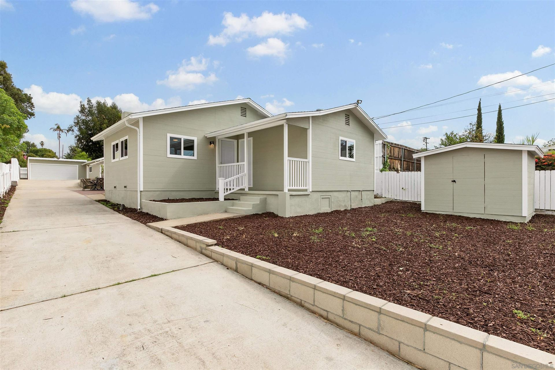 Photo of 4807 Parks Ave, La Mesa, CA 91942 (MLS # 210028391)