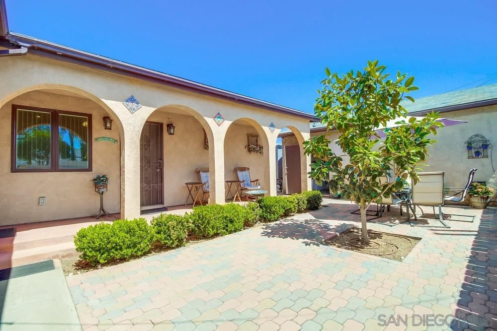 Photo of 1643 J Ave, National City, CA 91950 (MLS # 210008392)