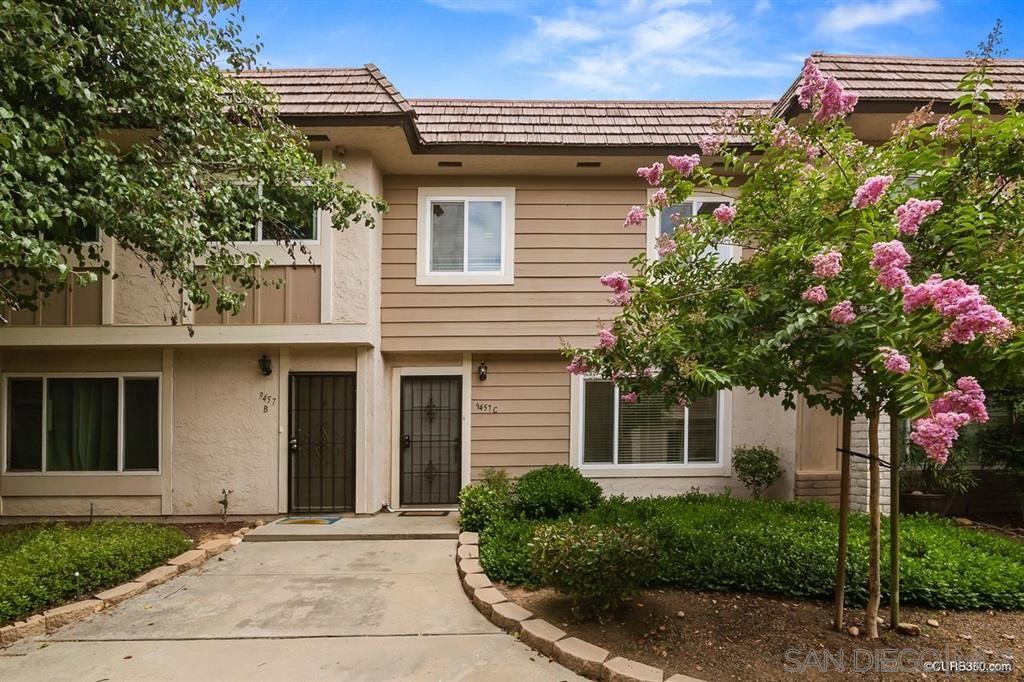 Photo of 9457 Carlton Oaks Dr #Unit C, Santee, CA 92071 (MLS # 200027393)