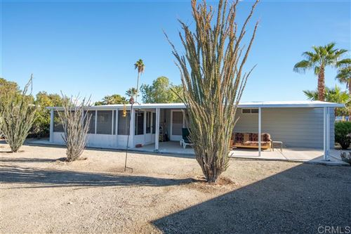 Photo of 1010 Palm Canyon Dr #106, Borrego Springs, CA 92004 (MLS # 200001394)