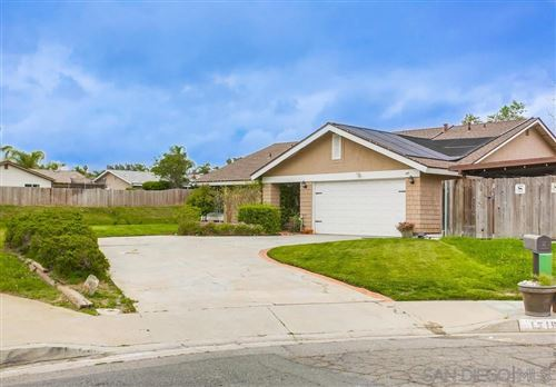 Photo of 1319 Woodland Ct, San Marcos, CA 92069 (MLS # 210009394)
