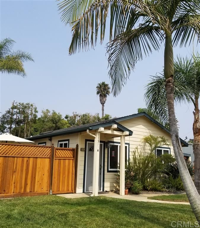 Photo of 1595 & 1595A Lake Dr, Encinitas, CA 92024 (MLS # 200045394)