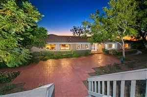 Photo of 17570 Via Del Bravo, Rancho Santa Fe, CA 92067 (MLS # 190055395)