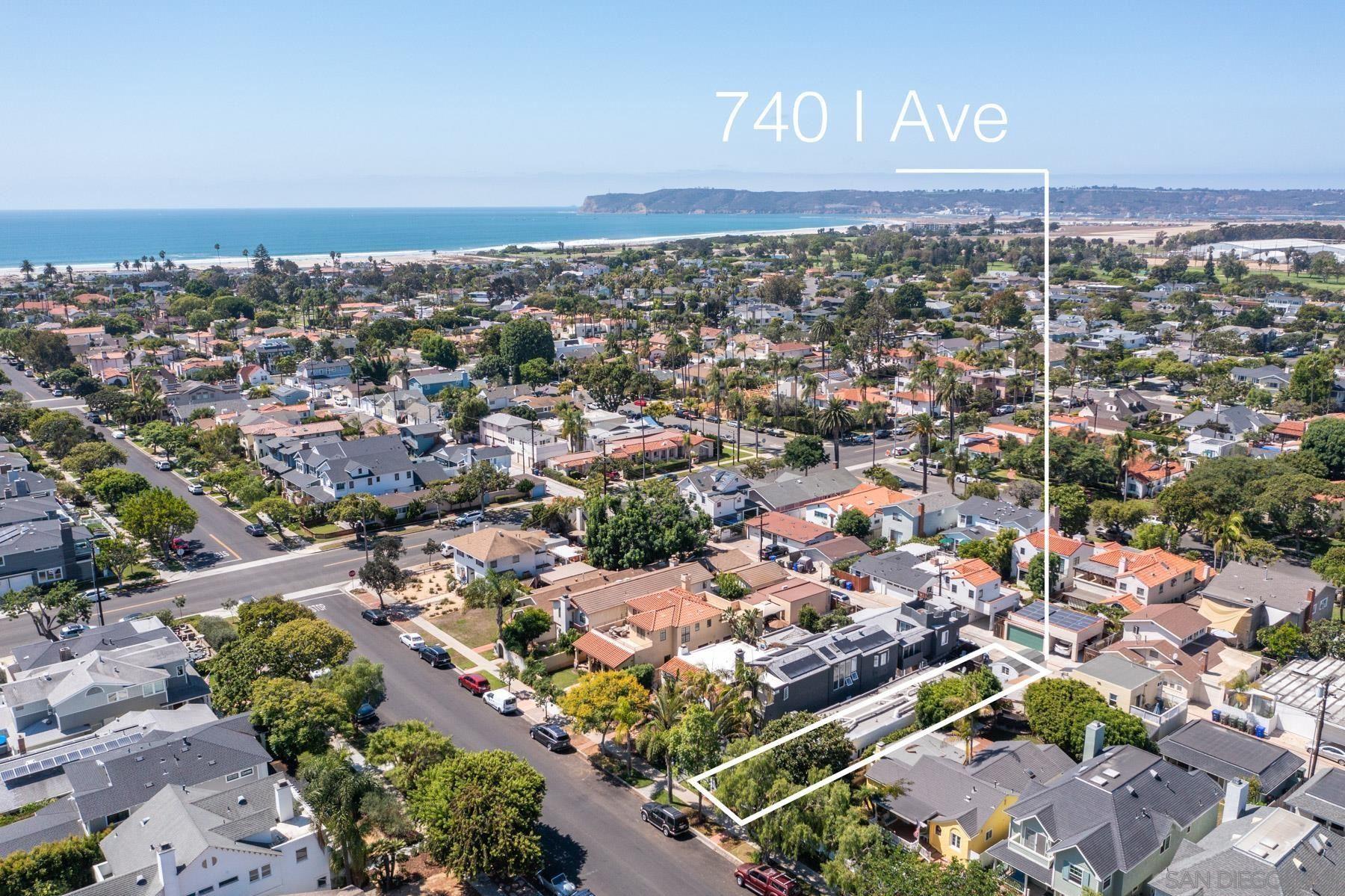 Photo of 740 I Ave, Coronado, CA 92118 (MLS # 210026395)
