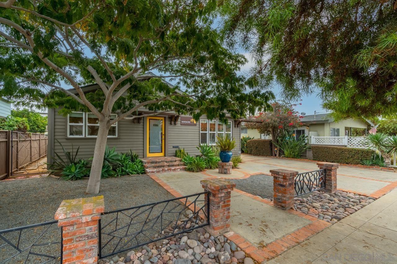 Photo of 3911 Harney Street, San Diego, CA 92110 (MLS # 210027397)