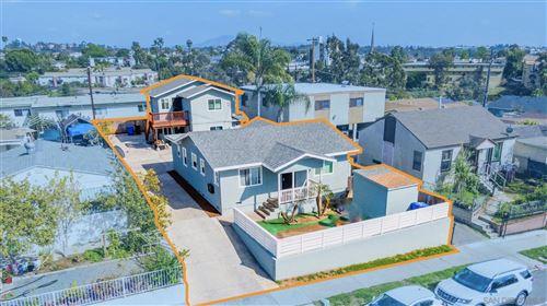 Photo of 3827 Winona Avenue, San Diego, CA 92105 (MLS # 210012401)